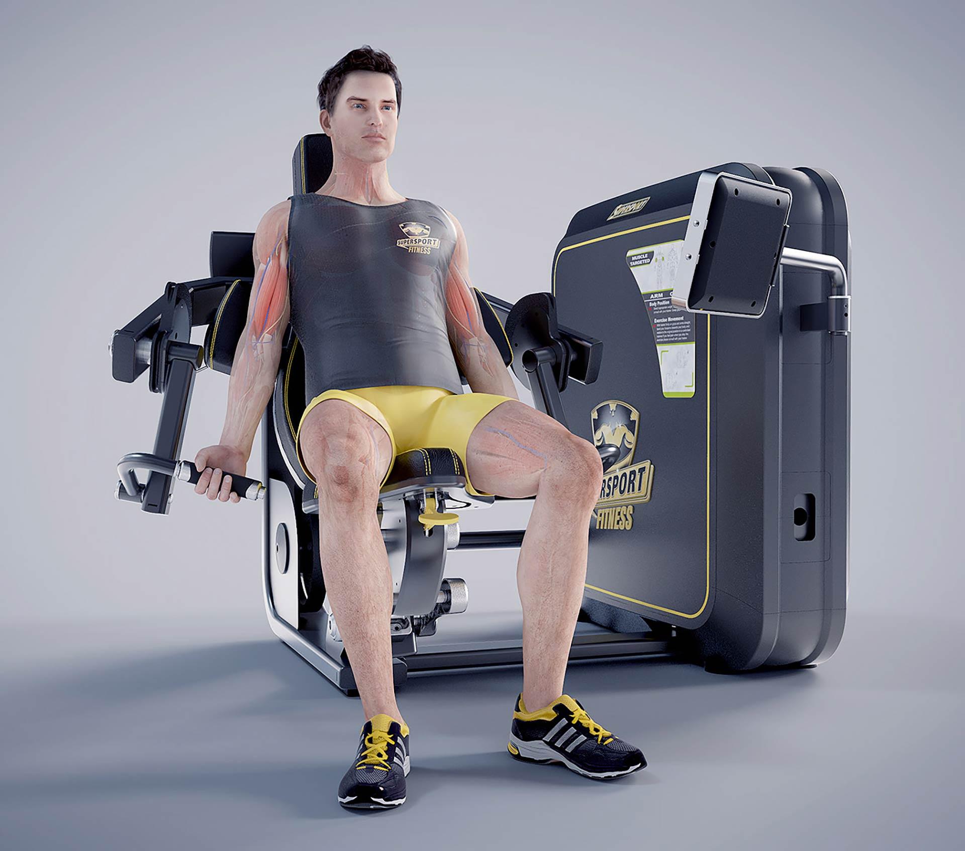 SciePro workout